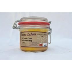 Foie gras semi-Conserve